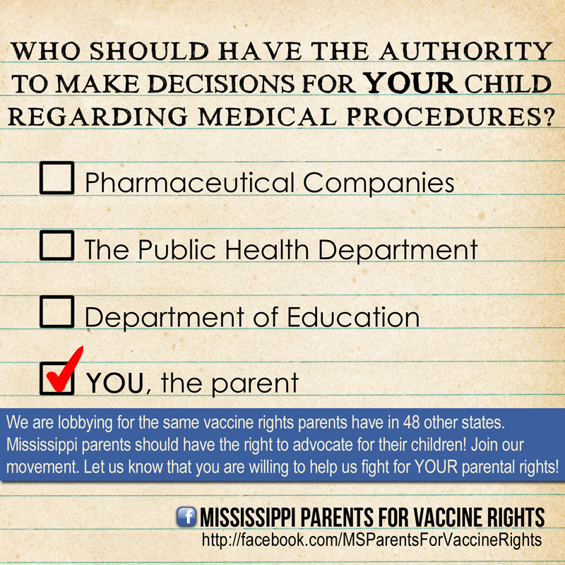 W-mississippi vaccine rights